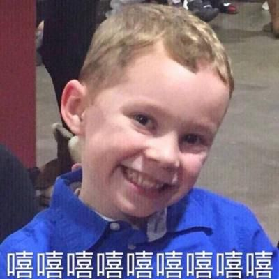 假笑男孩高清图片头像_WWW.QQYA.COM