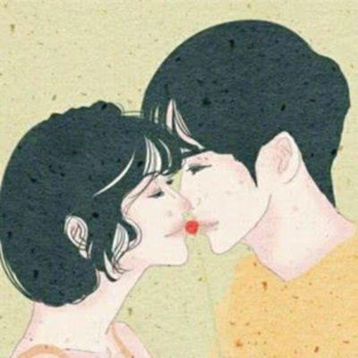 情侣甜蜜头像图片大全_WWW.QQYA.COM