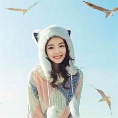开怀大笑的女生头像图片大全_WWW.QQYA.COM