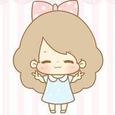 小小的卡通娃娃可爱头像_WWW.QQYA.COM