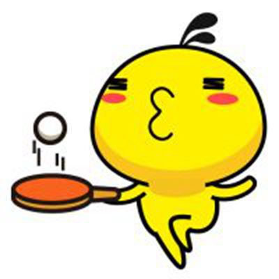 可爱爱运动的卡通头像图片大全_WWW.QQYA.COM
