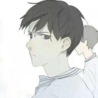 微信男生动漫头像帅气冷酷_WWW.QQYA.COM