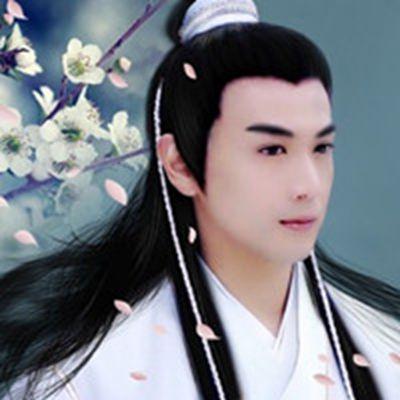 俊逸非凡的古装美男子古风美男头像_WWW.QQYA.COM