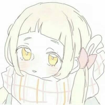 感觉好可爱的动漫小女孩_WWW.QQYA.COM