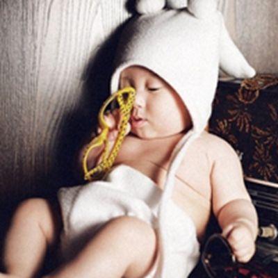 可爱婴儿头像图片_WWW.QQYA.COM