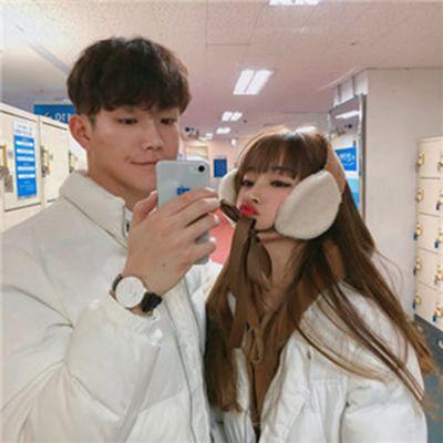 简单成熟点的情侣头像_WWW.QQYA.COM