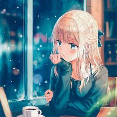 孤独动漫头像图片大全_WWW.QQYA.COM