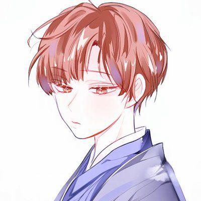 漫画帅哥头像图片大全_WWW.QQYA.COM
