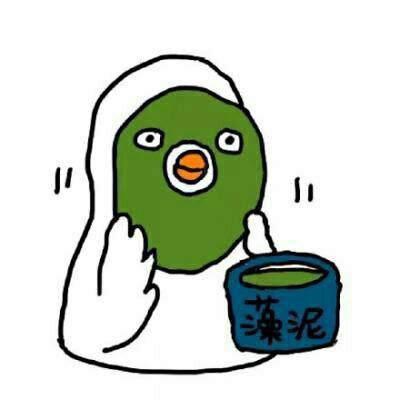 蠢萌头像卡通_WWW.QQYA.COM