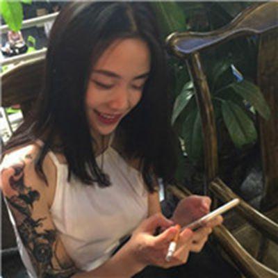 超酷刺青纹身女生头像图片_WWW.QQYA.COM