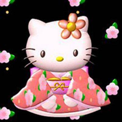 kitty猫头像图片大全_WWW.QQYA.COM