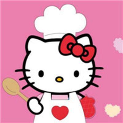 kt猫可爱头像图片大全_WWW.QQYA.COM