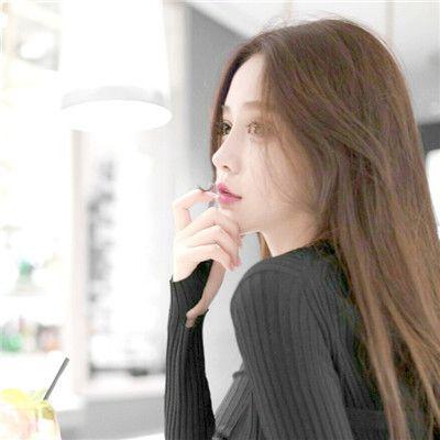 女生超唯美侧面头像大全_WWW.QQYA.COM
