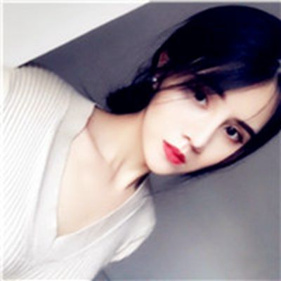 简单冷漠女生头像_WWW.QQYA.COM