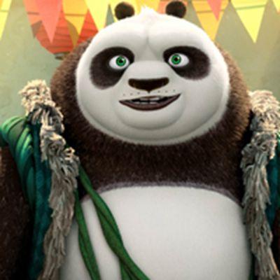 功夫熊猫头像图片大全_WWW.QQYA.COM