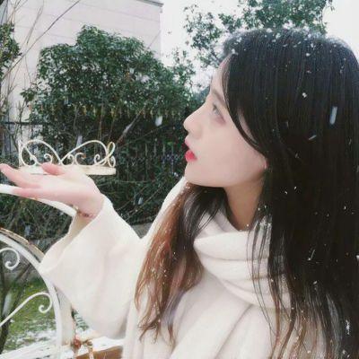 女生侧脸头像图片大全_WWW.QQYA.COM
