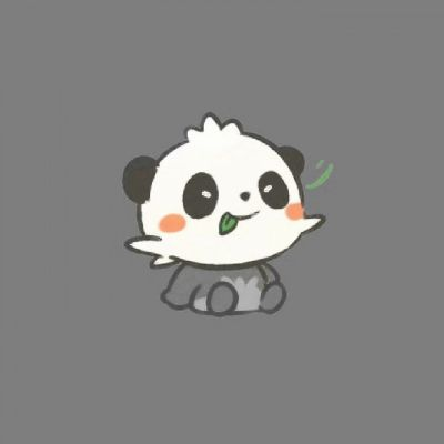 各种软萌可爱的卡通小动物图片头像_WWW.QQYA.COM