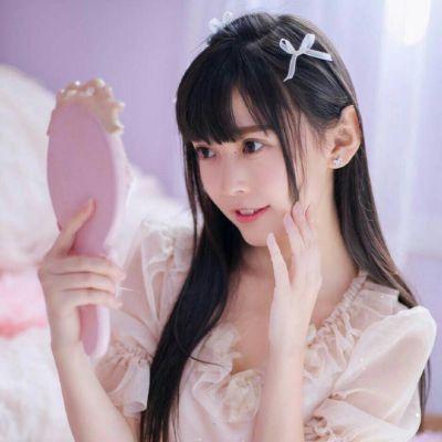 粉色系小仙女头像高清_WWW.QQYA.COM