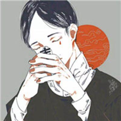 动漫人物男帅气头像_WWW.QQYA.COM