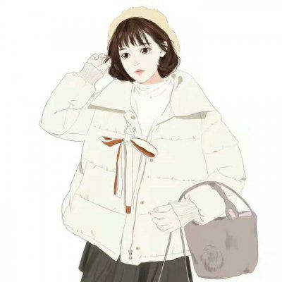 漫画女生帅气冷酷头像_WWW.QQYA.COM