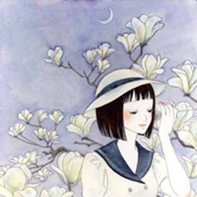 日本动漫卡通人物头像_WWW.QQYA.COM