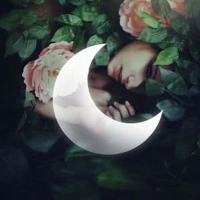 月亮头像图片大全_WWW.QQYA.COM