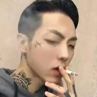 高清霸气的男生纹身头像图片_WWW.QQYA.COM