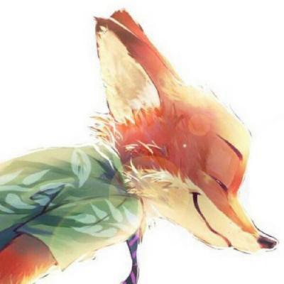 兔子狐狸情侣头像图片_WWW.QQYA.COM