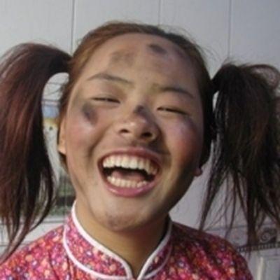 丑女头像真实点的_WWW.QQYA.COM