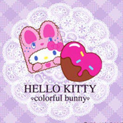 各式各样美丽可爱的kt猫头像图片_WWW.QQYA.COM