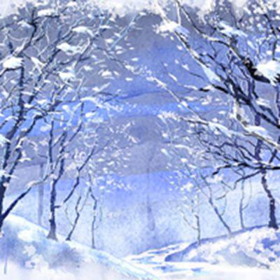 雪景头像图片大全_WWW.QQYA.COM