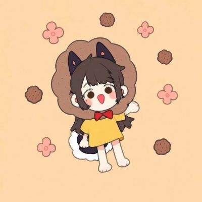 高清好看的闺蜜头像卡通可爱萌2张图片_WWW.QQYA.COM
