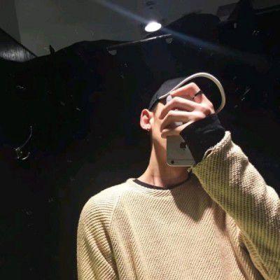 男生头像冷酷帅气_WWW.QQYA.COM