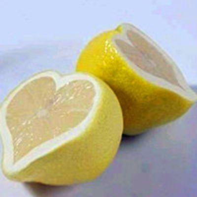 个性唯美清新柠檬头像_WWW.QQYA.COM
