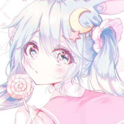 高清好看的女生美丽可爱漫画头像图片_WWW.QQYA.COM