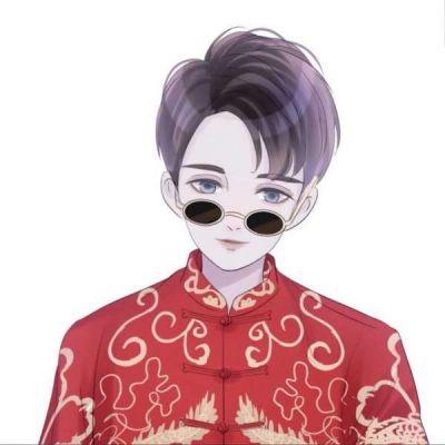 动漫潮图情侣头像_WWW.QQYA.COM