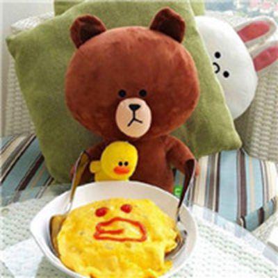 高清玩具熊头像图片_WWW.QQYA.COM