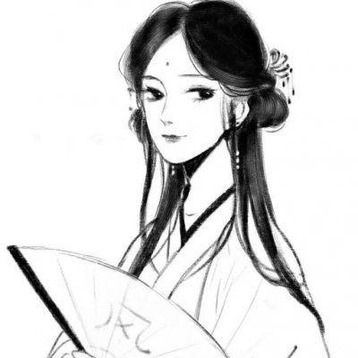 古风系动漫情侣头像_WWW.QQYA.COM