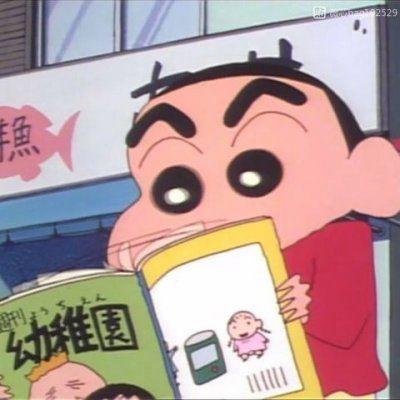 蜡笔小新微信头像大全_WWW.QQYA.COM