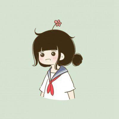 情侣头像卡通可爱一对_WWW.QQYA.COM