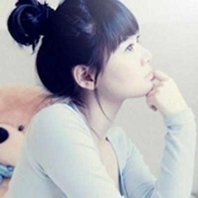 齐刘海女生头像图片大全_WWW.QQYA.COM