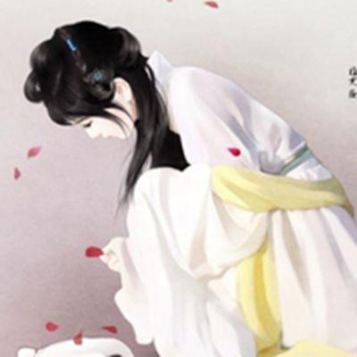 漫画女生古装头像_WWW.QQYA.COM