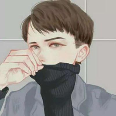 高清帅气冷酷的男头图片_WWW.QQYA.COM