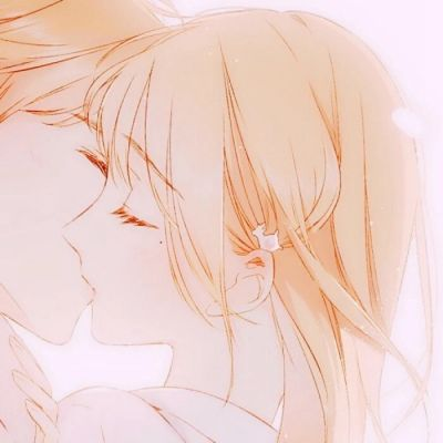 接吻情侣头像动漫_WWW.QQYA.COM