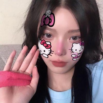高清又酷又拽的女生头像霸气_WWW.QQYA.COM
