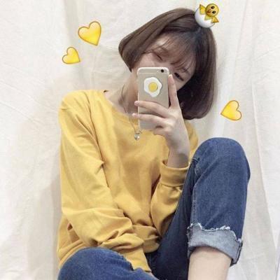 校园青春美少女头像唯美小清新_WWW.QQYA.COM