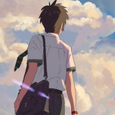 你的名字动画高清动漫头像_WWW.QQYA.COM