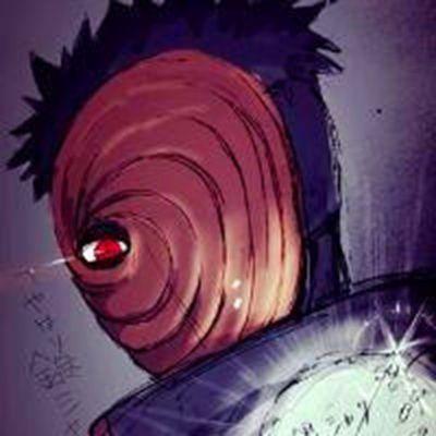 日本动漫《火影忍者》宇智波带土头像图片_WWW.QQYA.COM