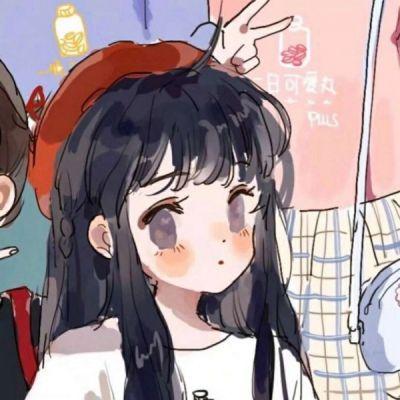 五人闺蜜一系列头像_WWW.QQYA.COM