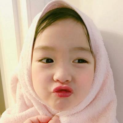 高清超可爱的小女孩头像超萌_WWW.QQYA.COM